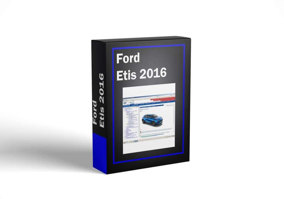 Ford Etis 2016
