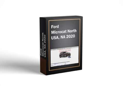 Ford Microcat North USA, NA 2020