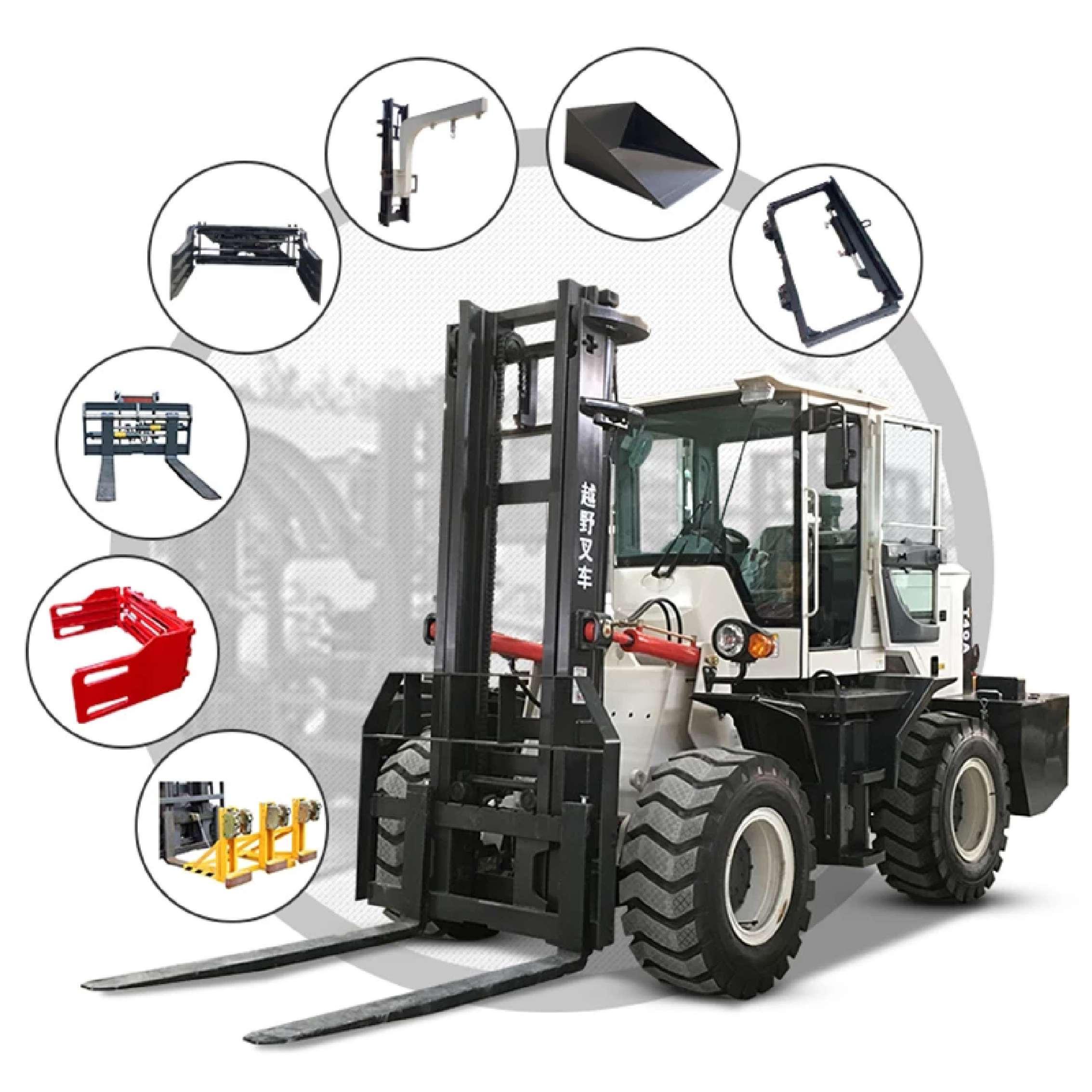 Forklift TruckTool SS-01