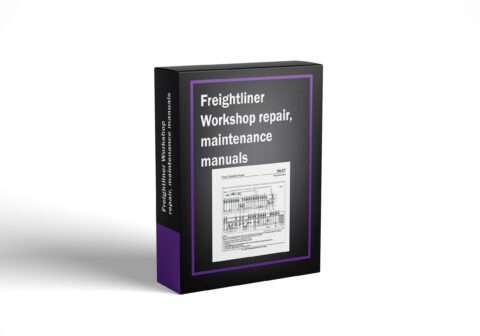Freightliner Workshop repair, maintenance manuals