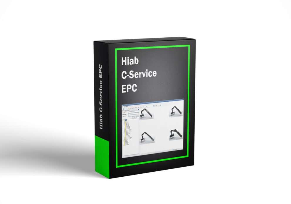Hiab C-Service EPC