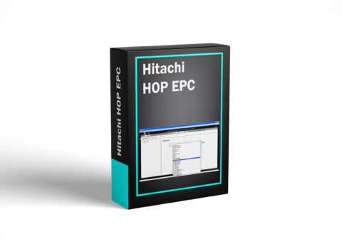 Hitachi HOP EPC