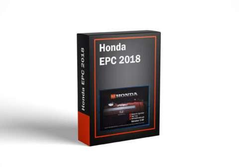 Honda EPC 2018