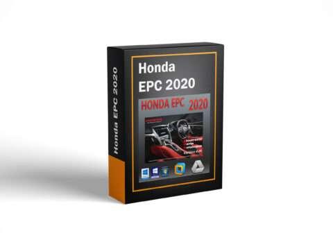 Honda EPC 2020