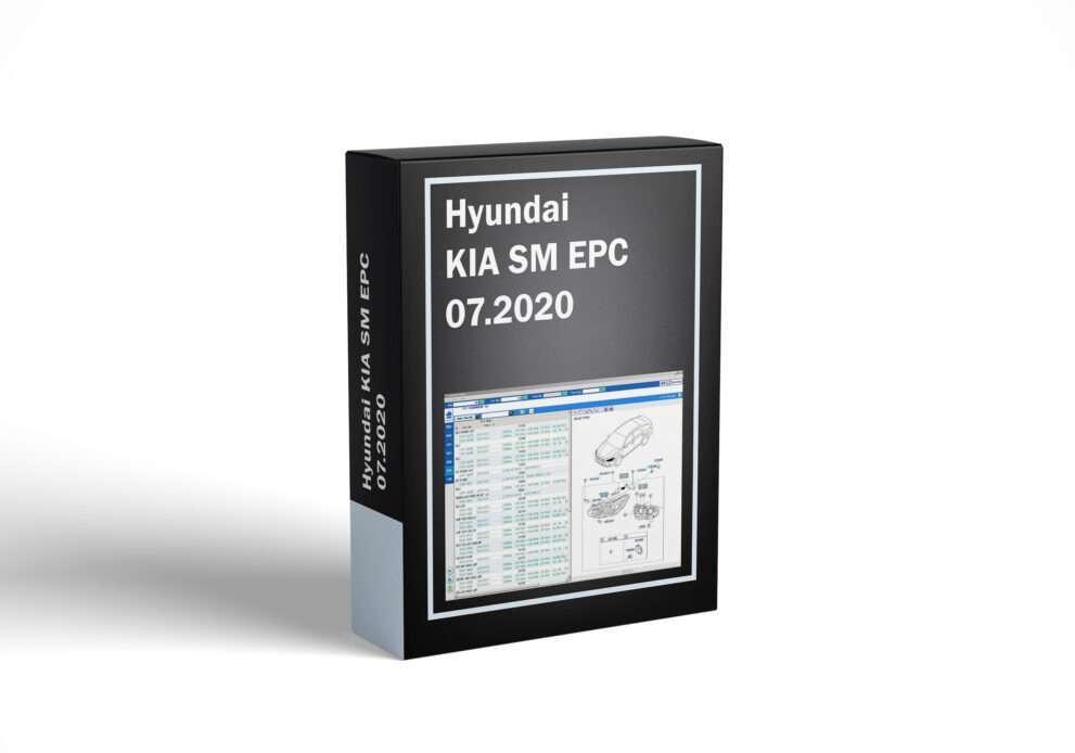 Hyundai KIA SM EPC 07.2020