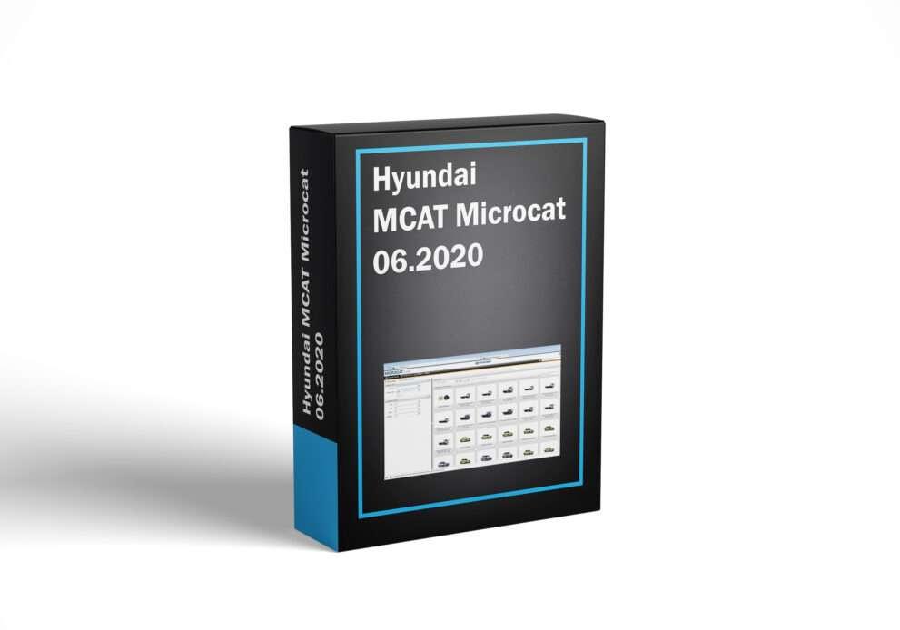 Hyundai MCAT Microcat 06.2020