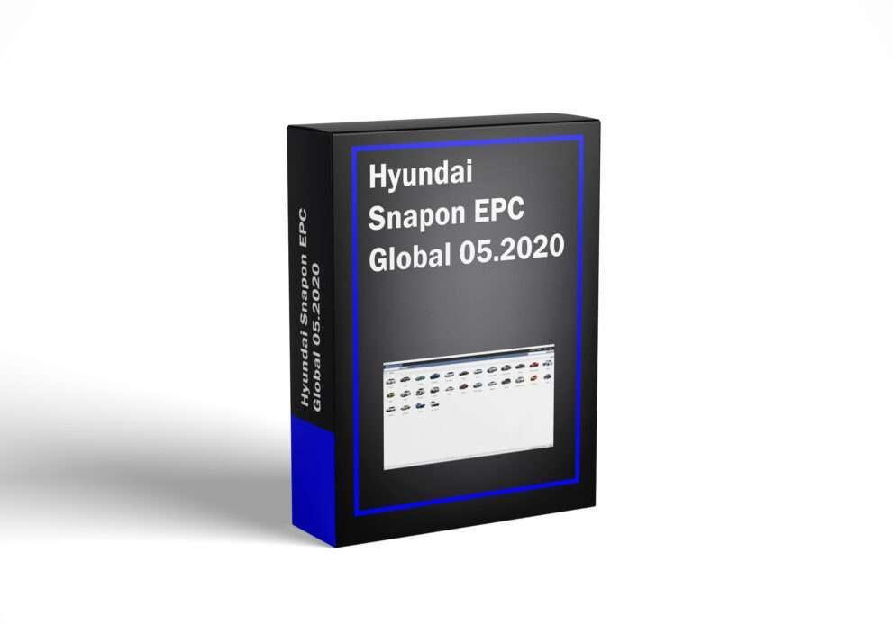 Hyundai Snapon EPC Global 05.2020