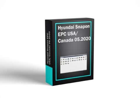 Hyundai Snapon EPC USAm Canada 05.2020