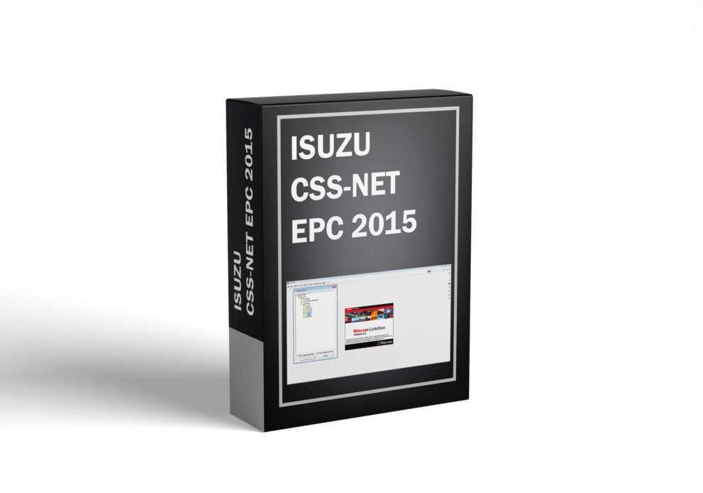 ISUZU CSS-NET EPC 2015