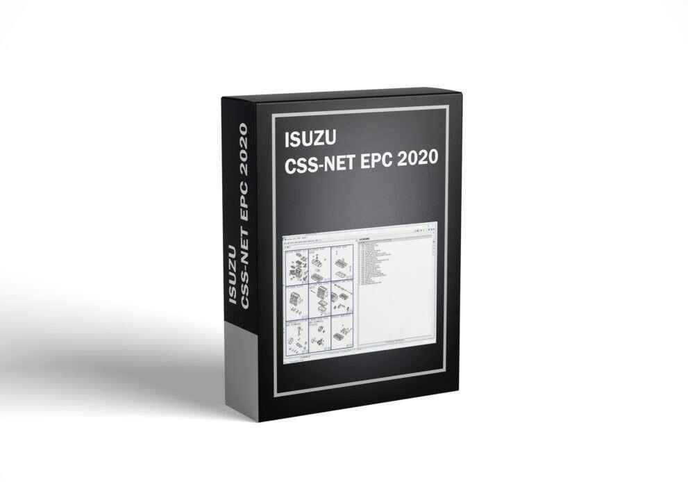 ISUZU CSS-NET EPC 2020