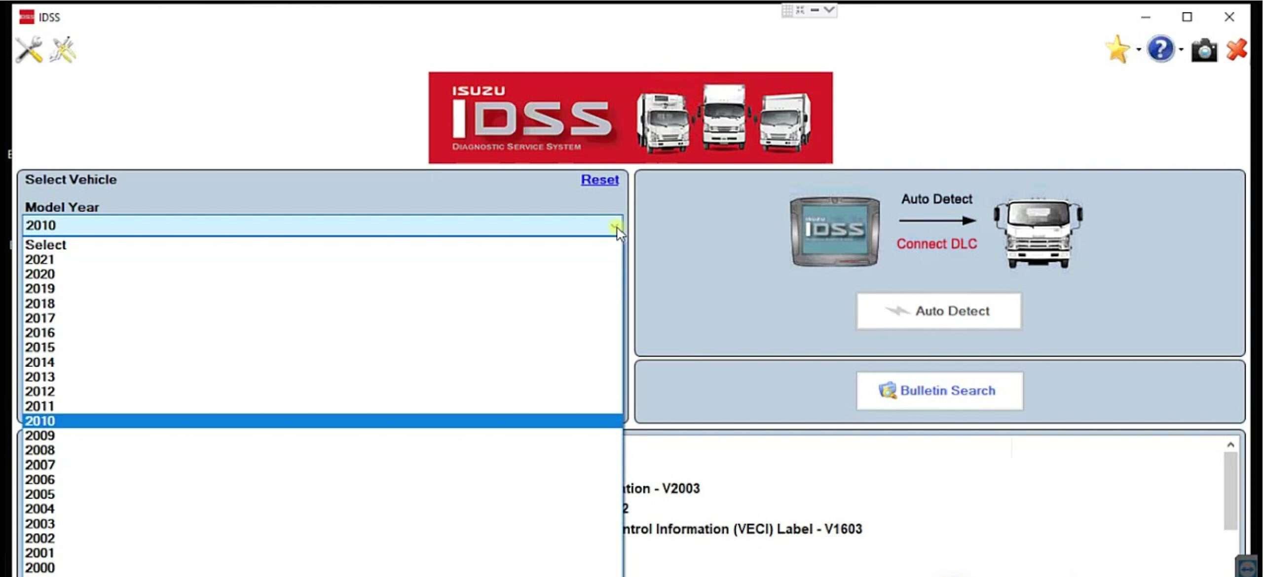 ISUZU E-IDSS 2020 (price doesn