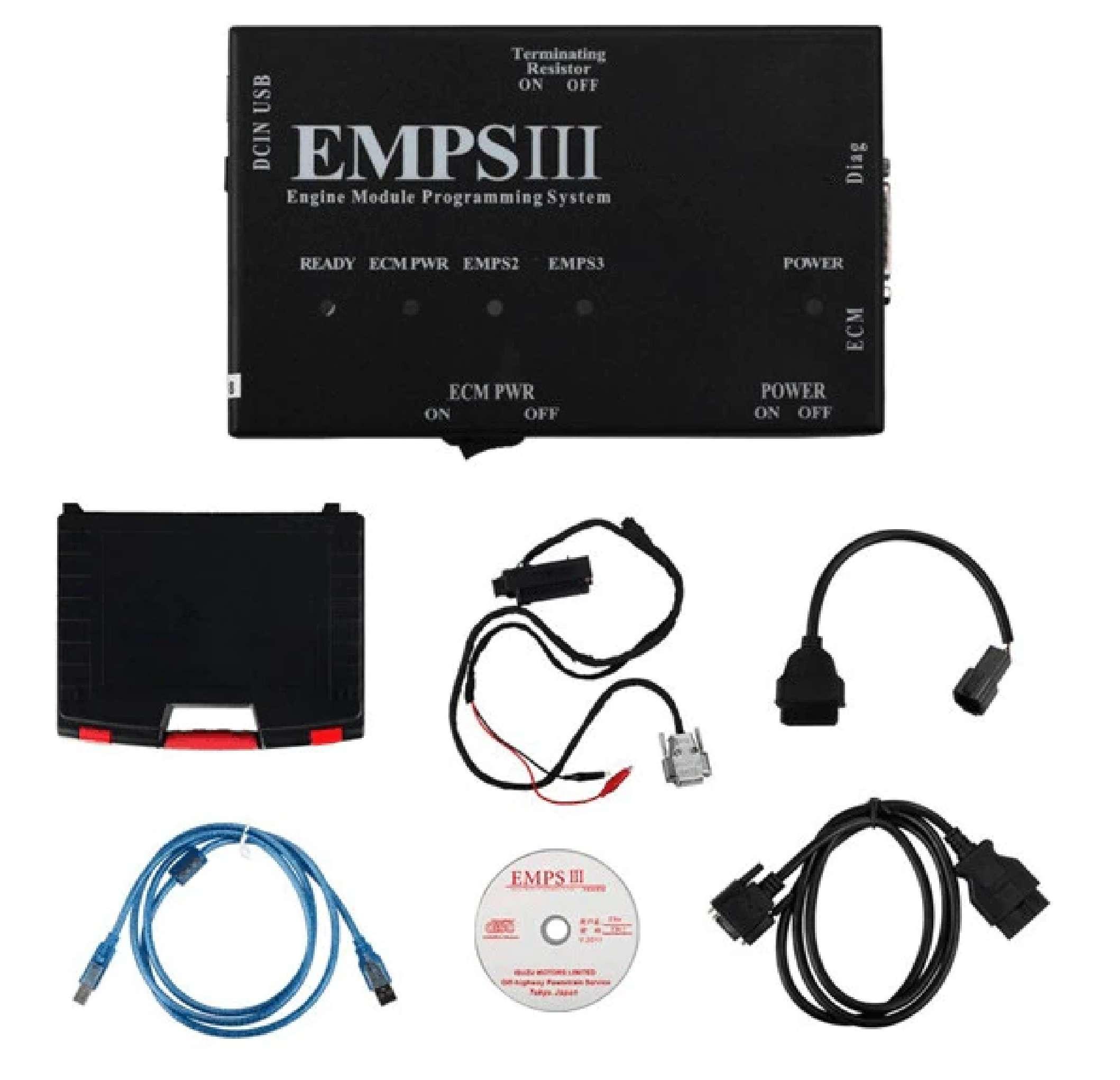 ISUZU EMPS SS-01
