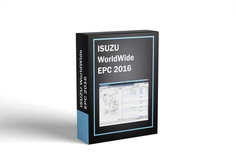 ISUZU WorldWide EPC 2016