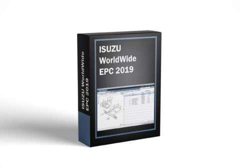 ISUZU WorldWide EPC 2019