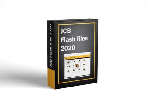 JCB Flash files 2020