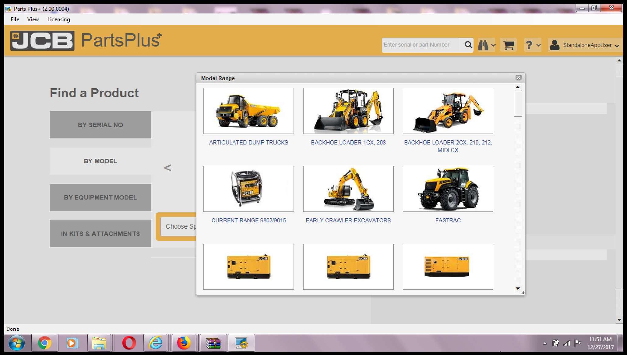 JCB Parts Plus+ SS-01