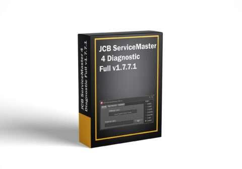 JCB ServiceMaster 4 Diagnostic Full v1.7.7.1