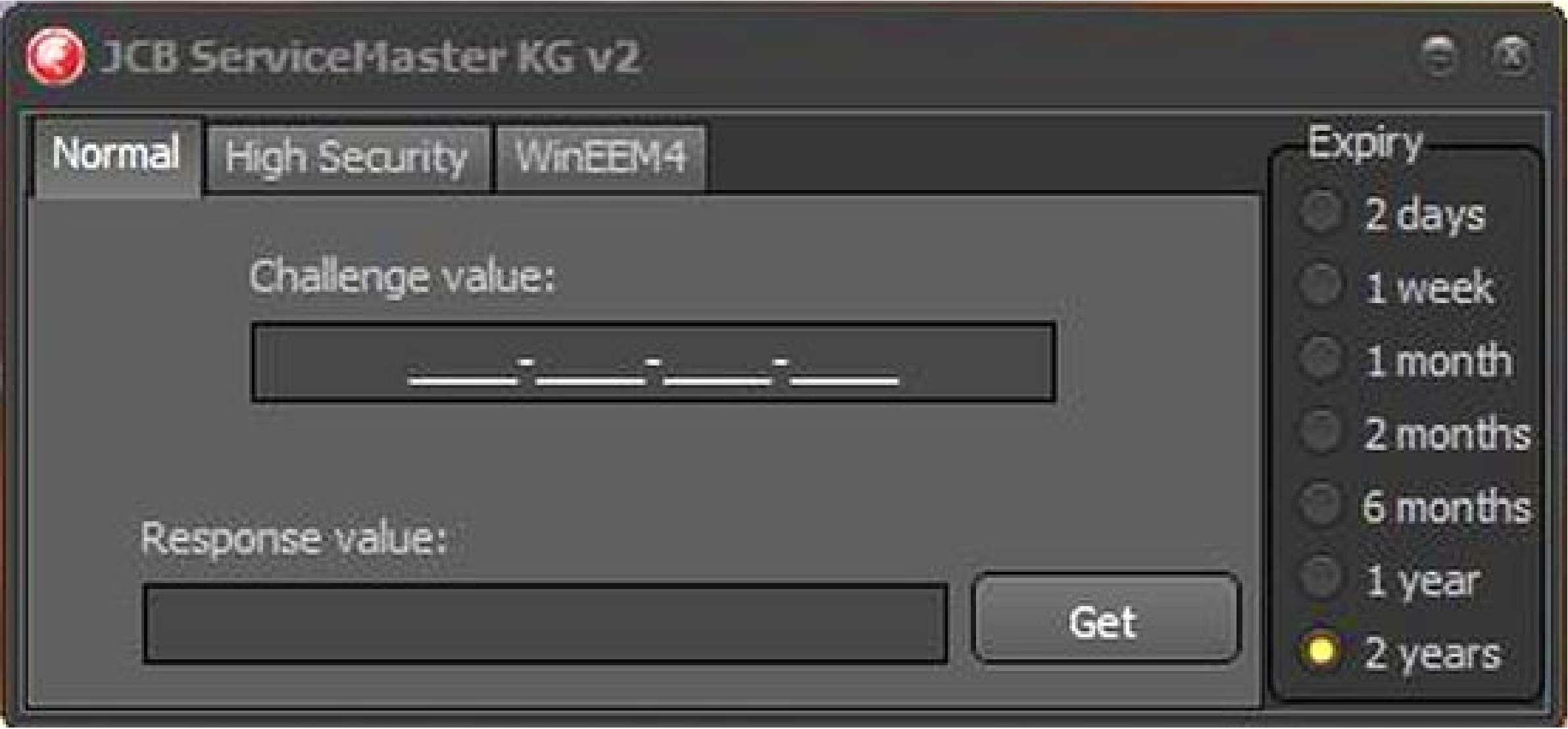 JCB ServiceMaster 4 Diagnostic Full v1.7.7.1 SS-01