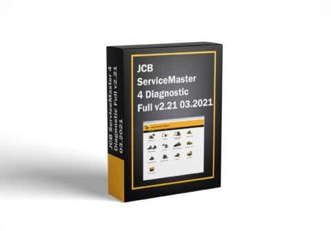 JCB ServiceMaster 4 Diagnostic Full v2.21 03.2021
