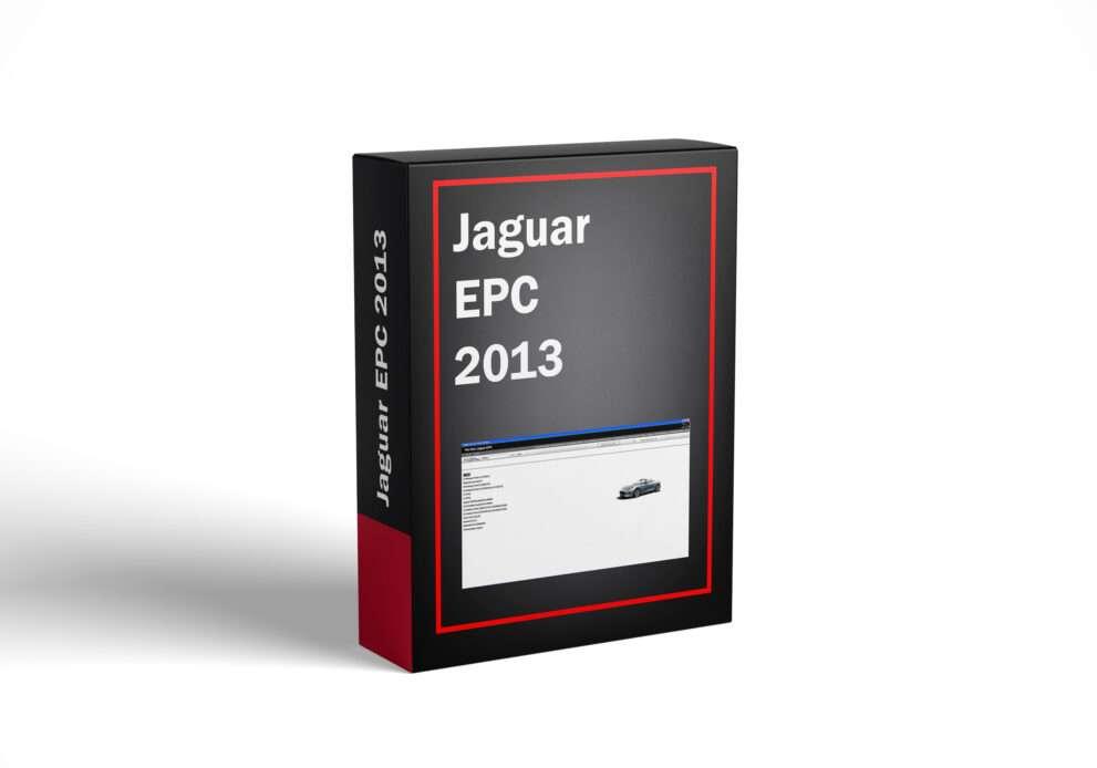 Jaguar EPC 2013