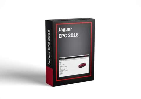 Jaguar EPC 2018