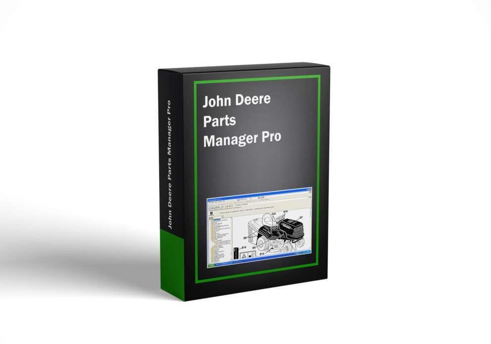 John Deere Parts Manager Pro