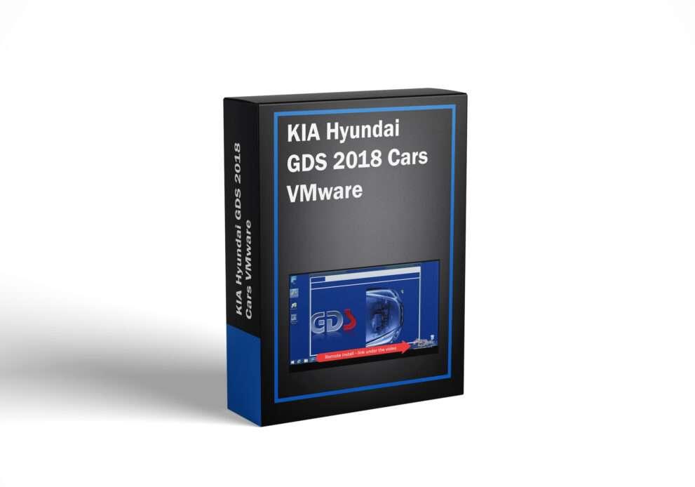 KIA Hyundai GDS 2018 Cars VMware