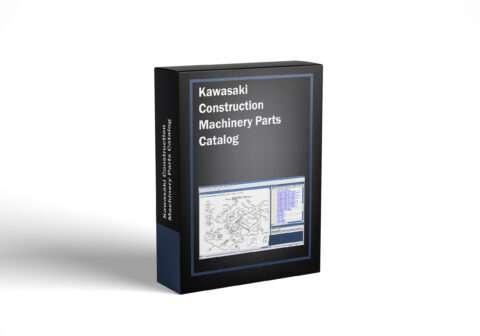 Kawasaki Construction Machinery Parts Catalog