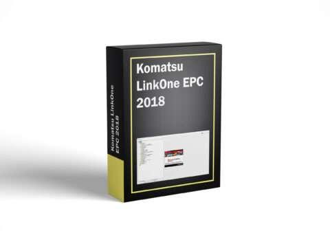 Komatsu LinkOne EPC 2018