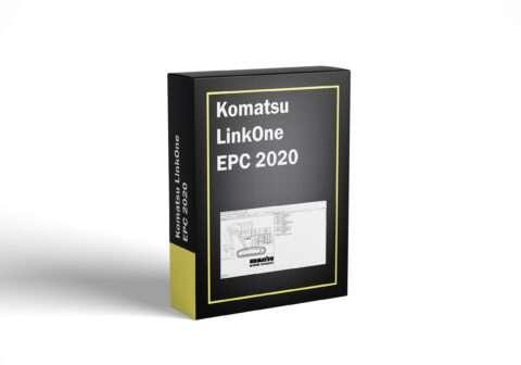 Komatsu LinkOne EPC 2020