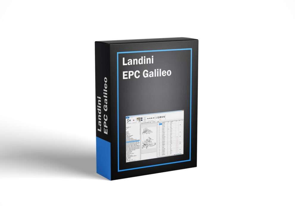 Landini EPC Galileo