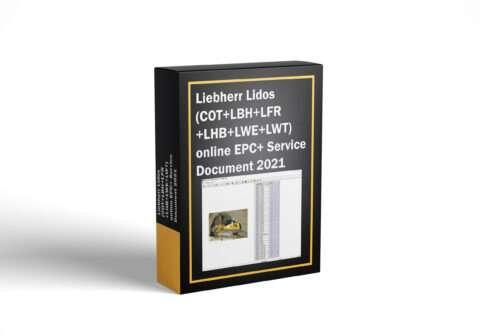 Liebherr Lidos (COT+LBH+LFR+LHB+LWE+LWT) online EPC + Service Document 2021