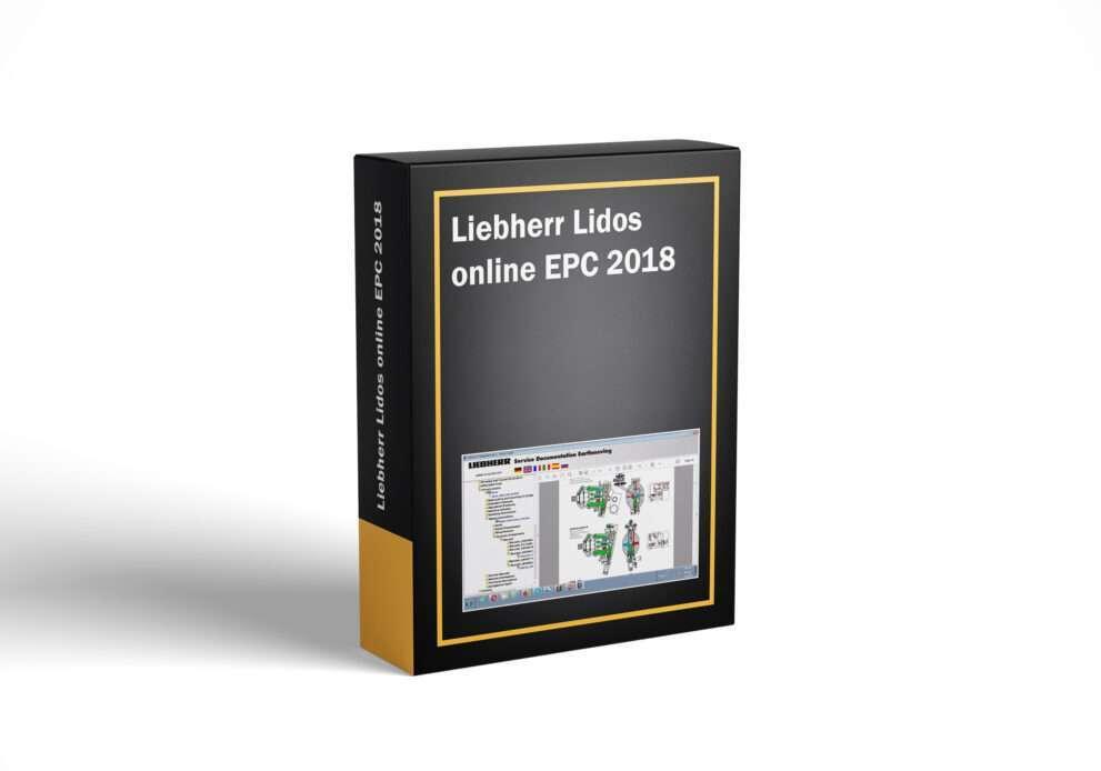 Liebherr Lidos online EPC 2018