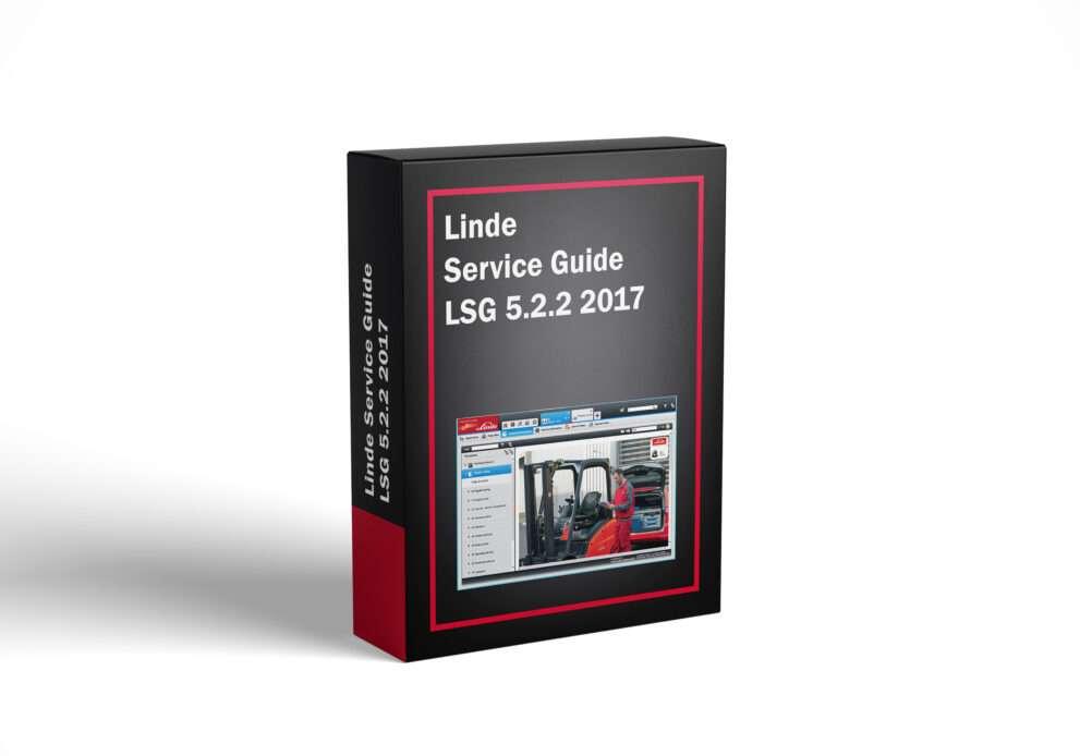 Linde Service Guide LSG 5.2.2 2017