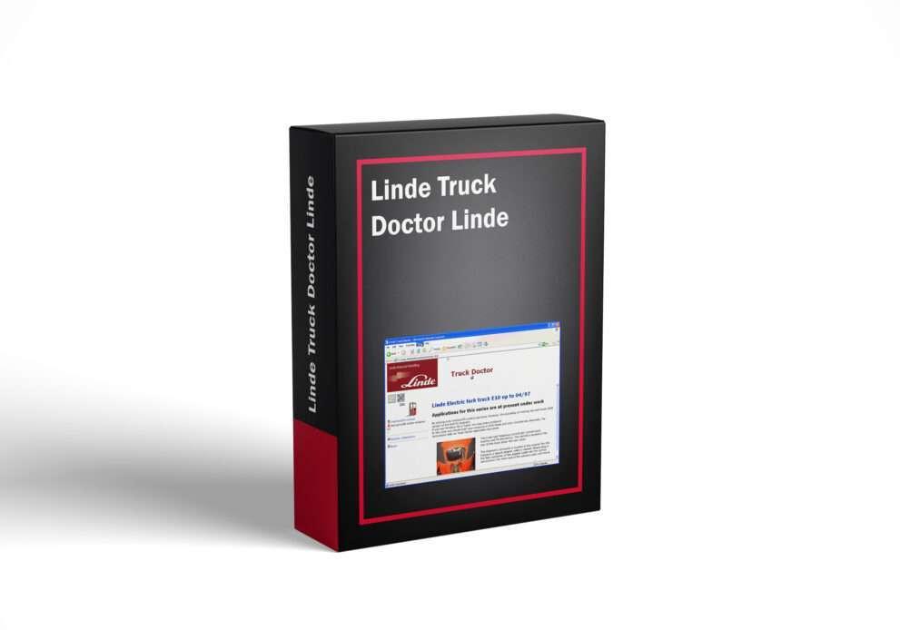 Linde Truck Doctor Linde