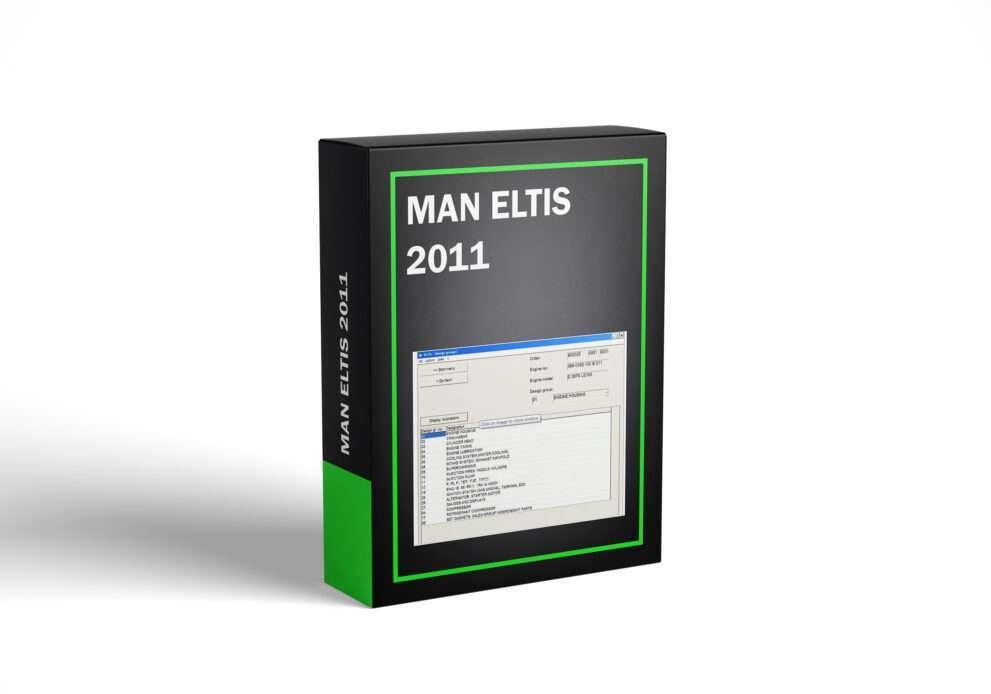 MAN ELTIS 2011