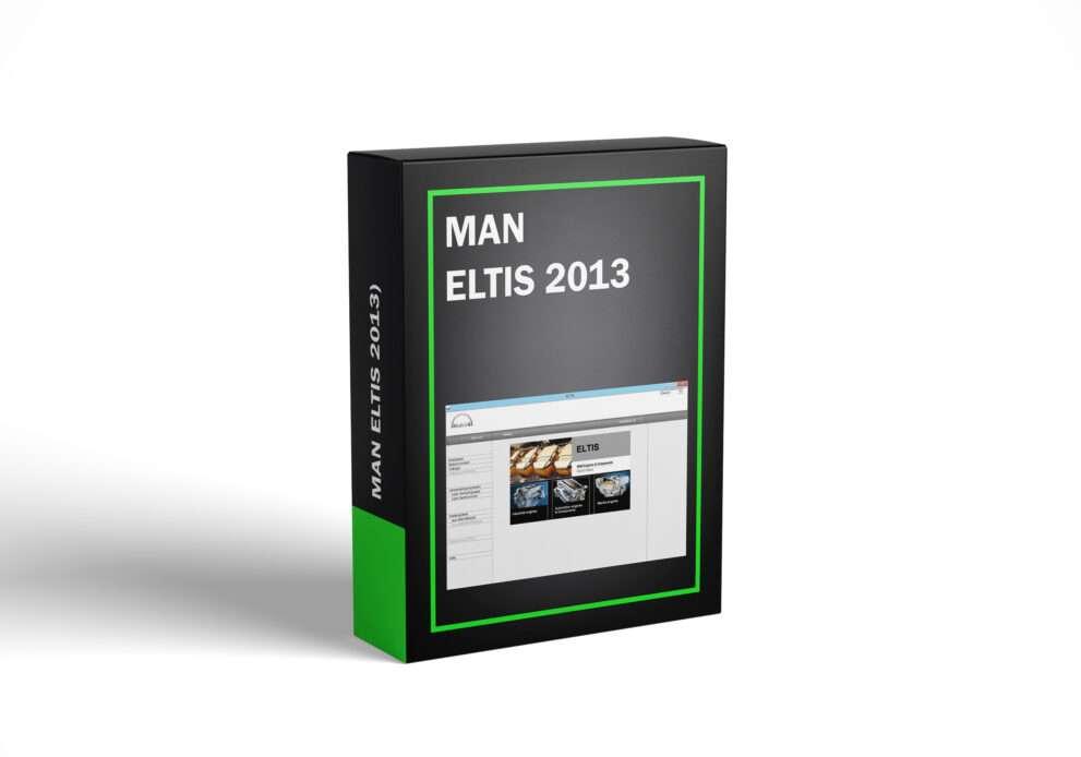 MAN ELTIS 2013