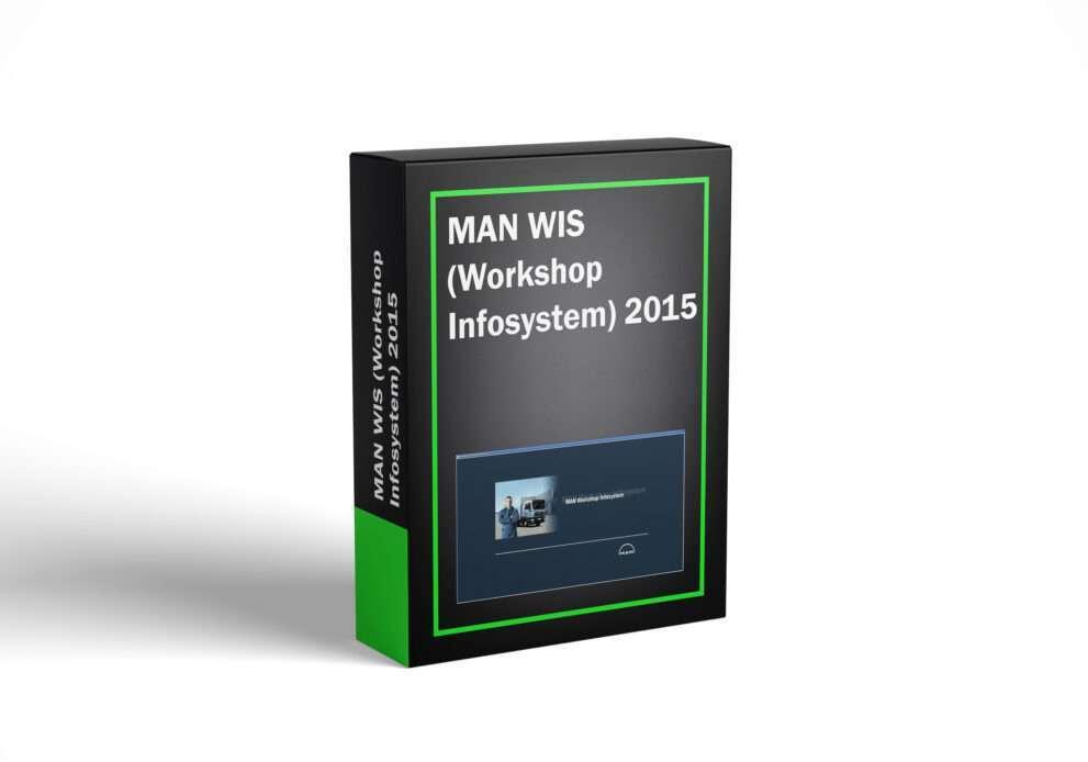 MAN WIS (Workshop Infosystem) 2015