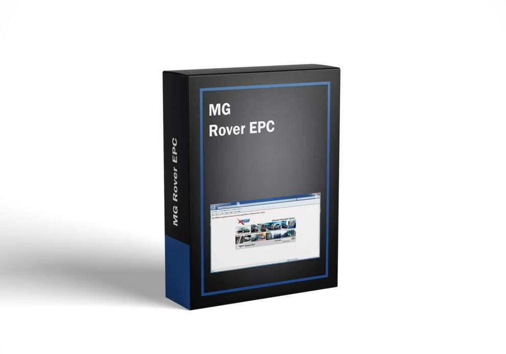 MG Rover EPC
