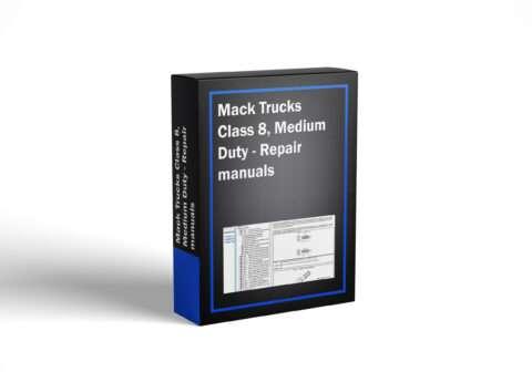 Mack Trucks Class 8, Medium Duty - Repair manuals
