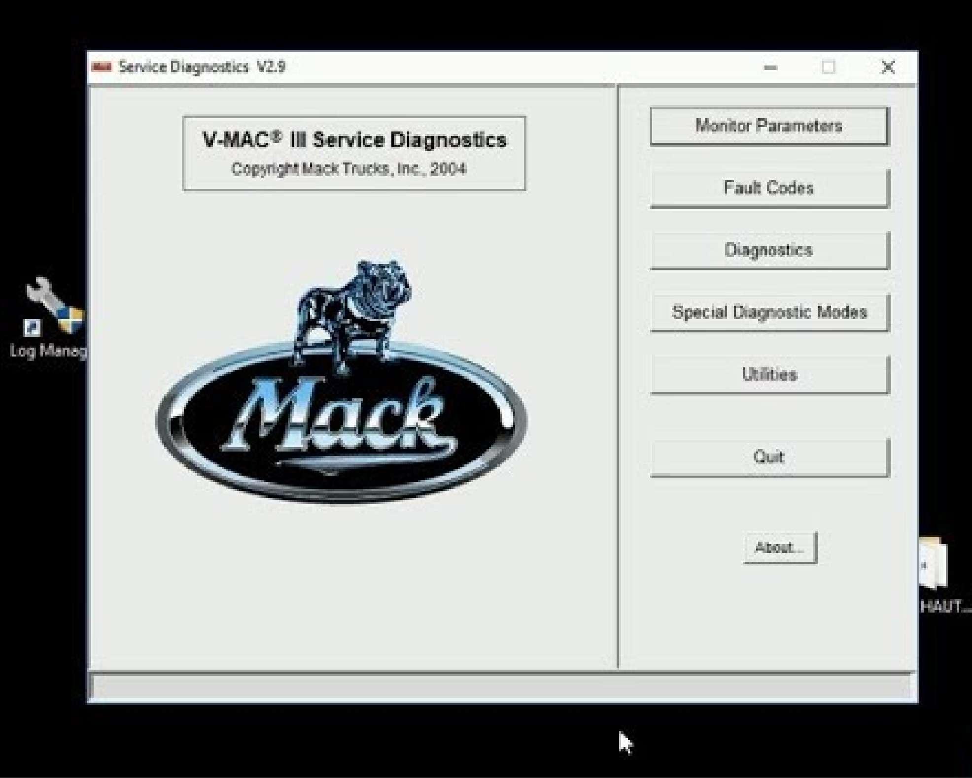 Mack V-MAC III SS-01