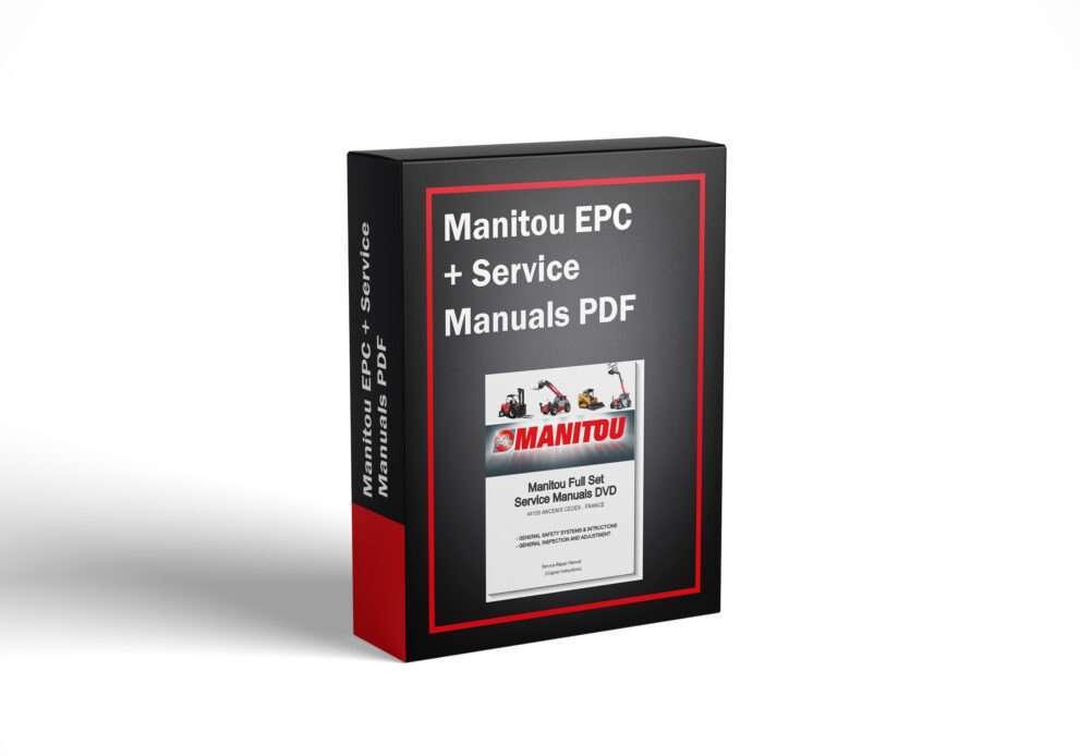 Manitou EPC + Service Manuals PDF