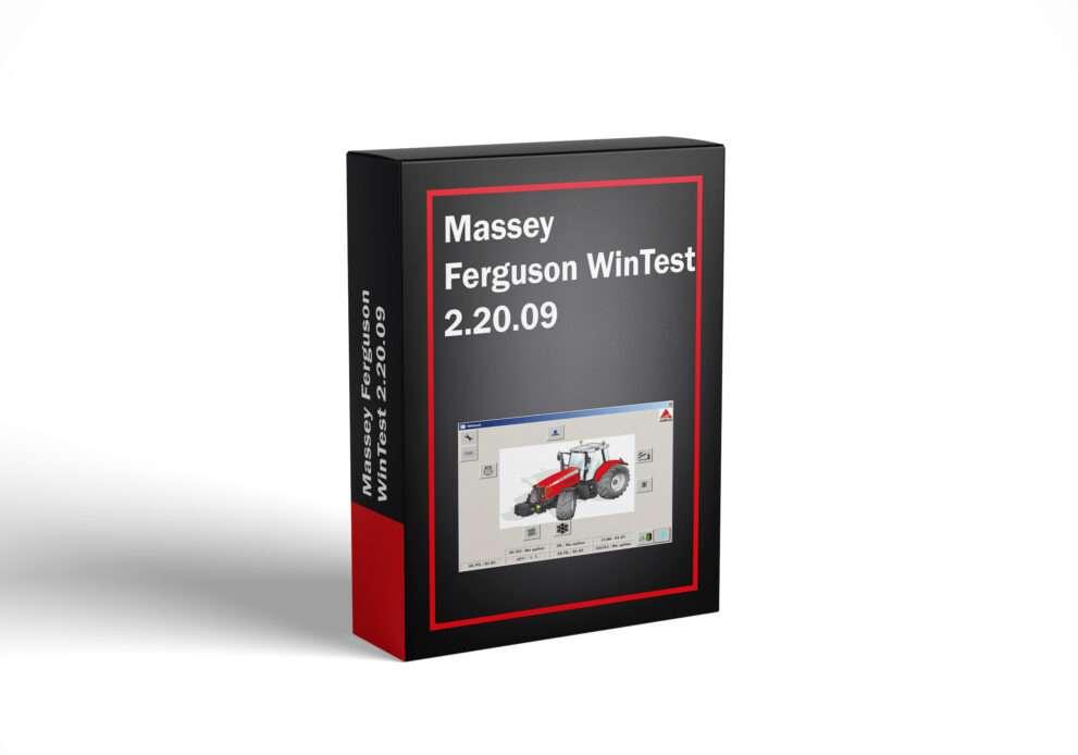Massey Ferguson WinTest 2.20.09