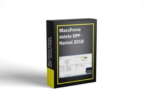 MaxxForce delete DPF - Navkal 2018