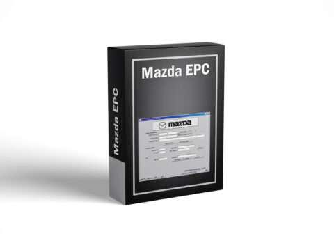 Mazda EPC