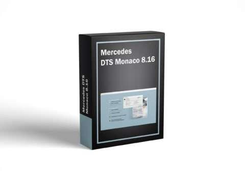 Mercedes DTS Monaco 8.16