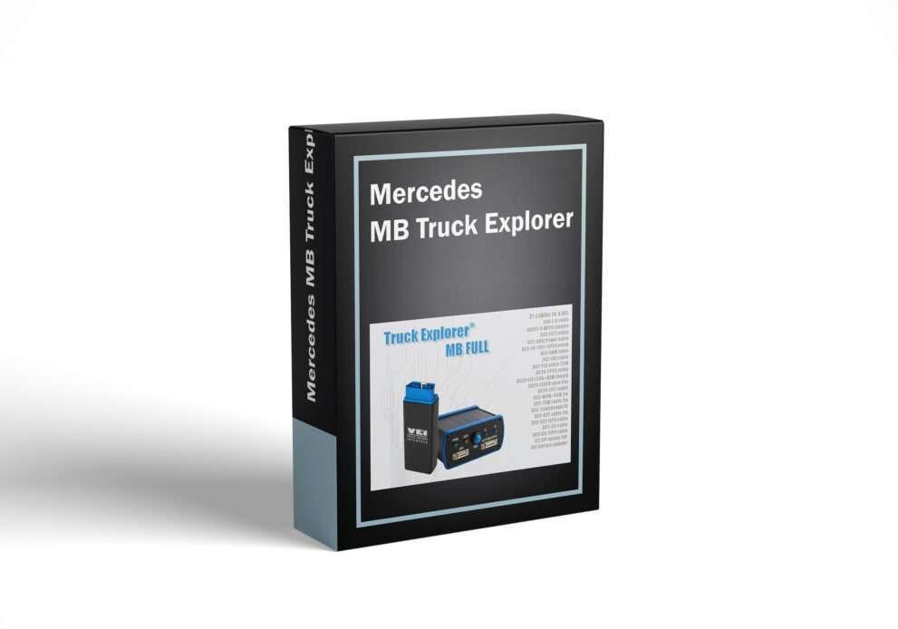 Mercedes MB Truck Explorer