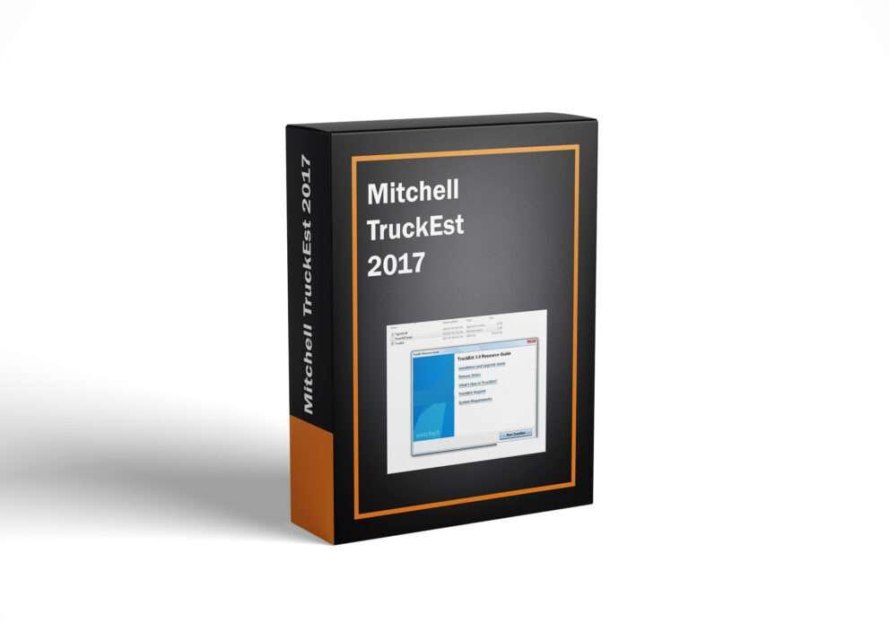 Mitchell TruckEst 2017