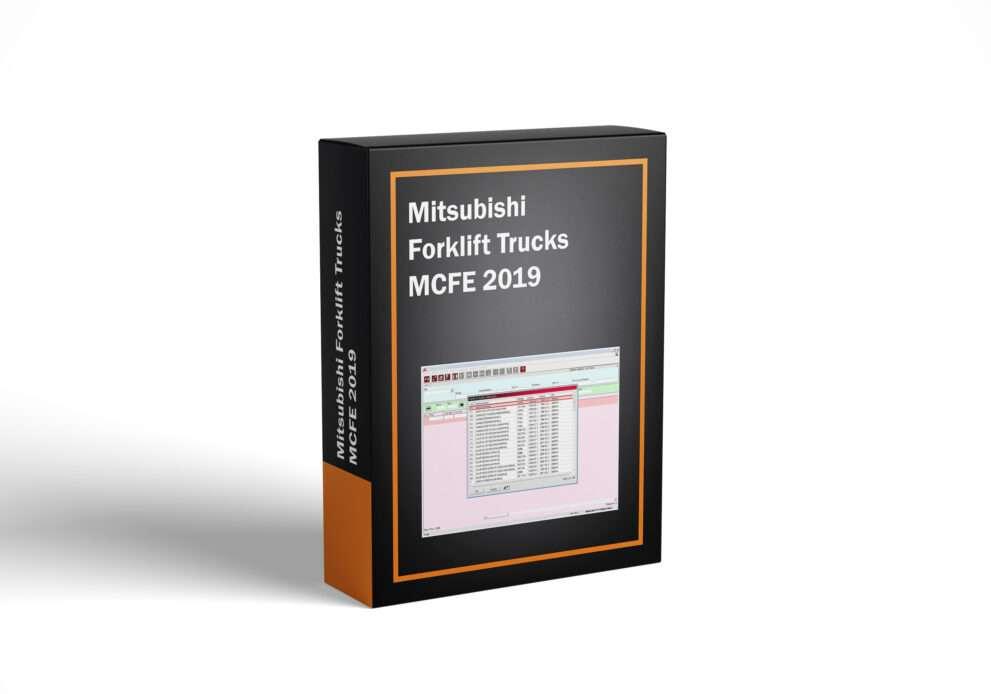 Mitsubishi Forklift Trucks MCFE 2019