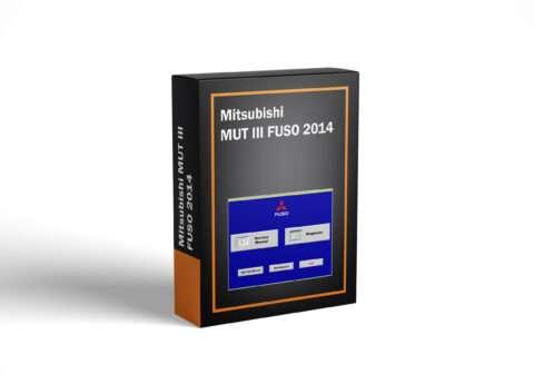 Mitsubishi MUT III FUSO 2014